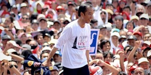 Dihadiri Ribuan Orang, Alumni Jogja Deklarasi Dukung Jokowi- Ma'ruf Amin