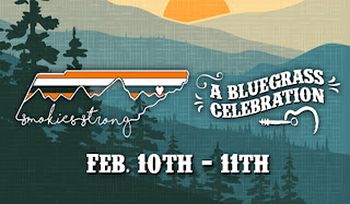 Smokies Strong bluegrass celebration Pigeon Forge, TN