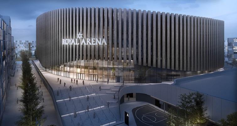 Royal Arena, nuevo estadio que podrá albergar handball en Dinamarca
