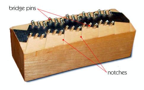 Cấu tạo thùng đàn piano - Piano Soundboard