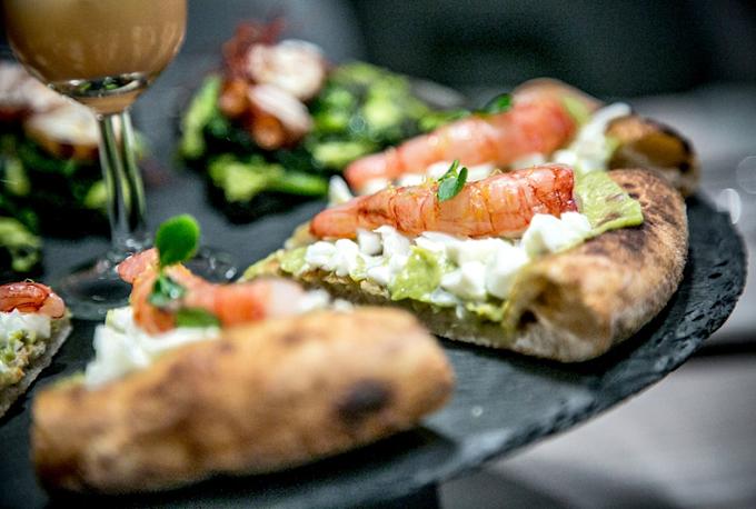 La pizza diventa sempre più gourmet