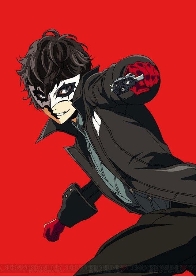 Persona 5 anime