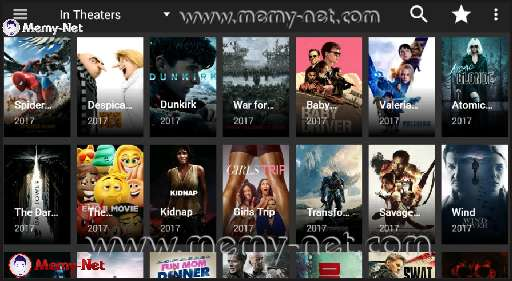 Application to watch foreign movies translated for free for Android phones