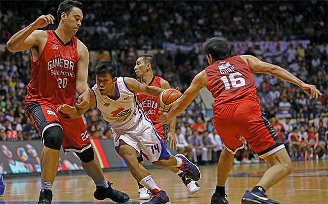 Ginebra def. Magnolia, 97-93 in OT (REPLAY VIDEO) March 17 / Manila Clasico