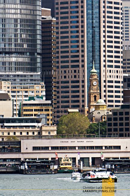 Sydney Harbour Cruise Circular Quay