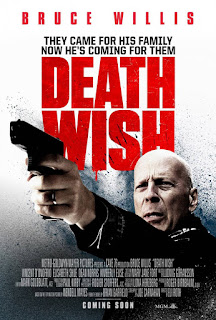 Death Wish - Segundo Poster & Segundo Trailer