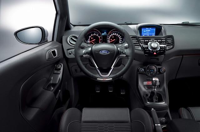 Ford Fiesta ST 200 2017