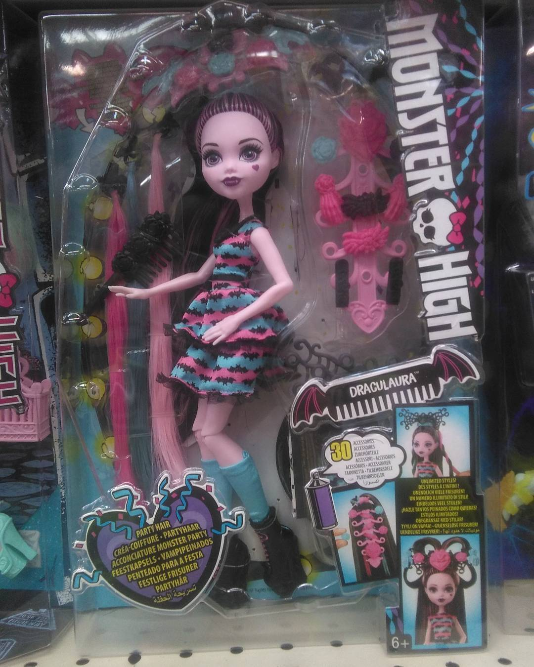 Monster high la petite rencontre