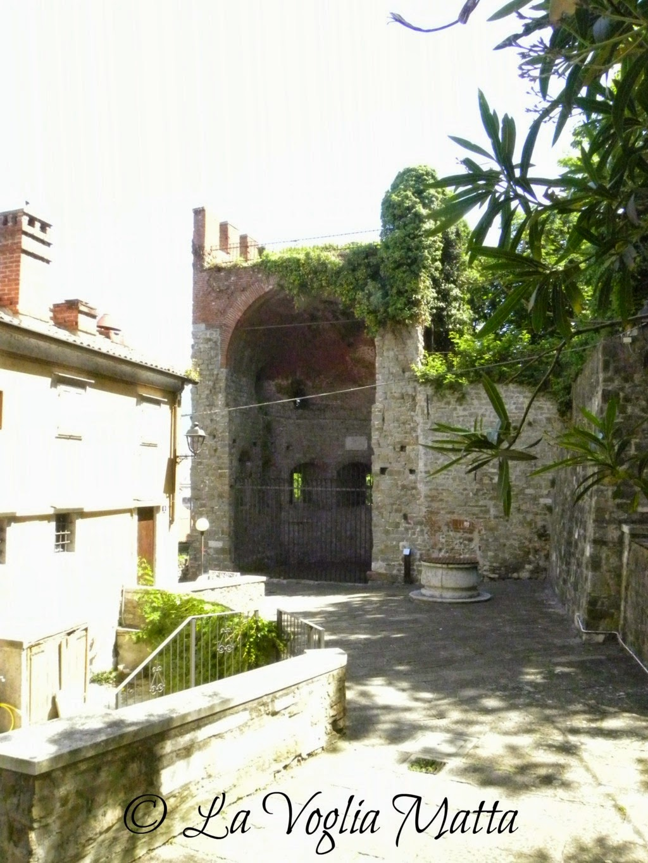 Tor Cucherna Trieste