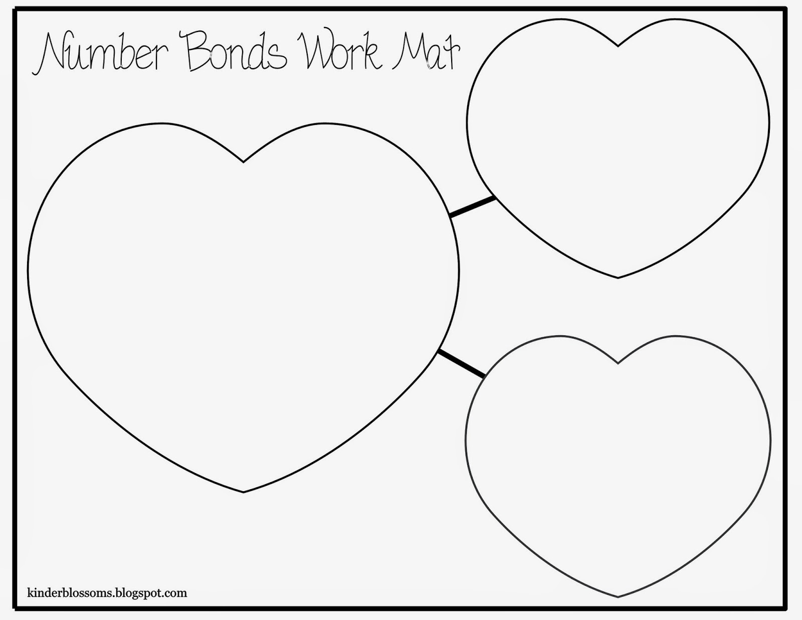 Christina S Kinder Blossoms Number Bonds In Kindergarten