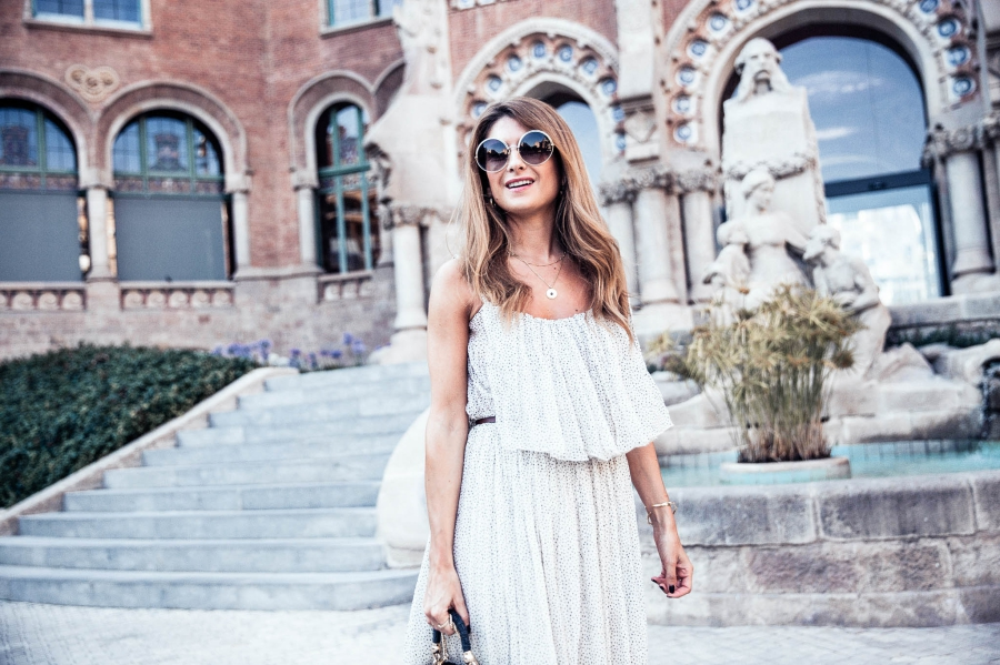 a trendy life fashion fashion blogger tcn tcn fashion show 080bcnfashion vestido vaporoso20180625 080 tcn 024 - VESTIDO MIDI VAPOROSO - 080 BARCELONA FASHION