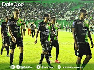 Oriente Petrolero empata 0-0 con Bolívar - DaleOoo