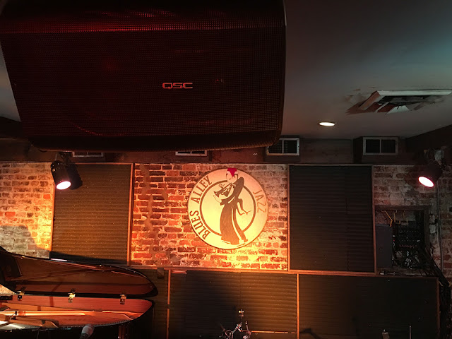 blues alley, gc pro, guitar center professional, installation, club, live sound