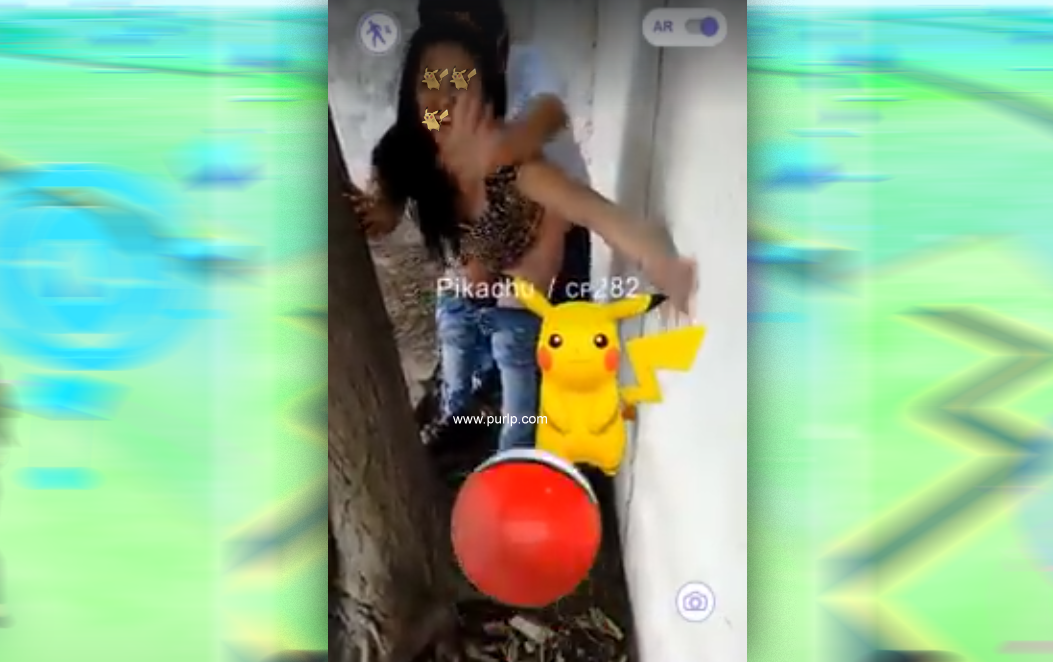 Best Position leaks Online, While Playing Pokemon Go