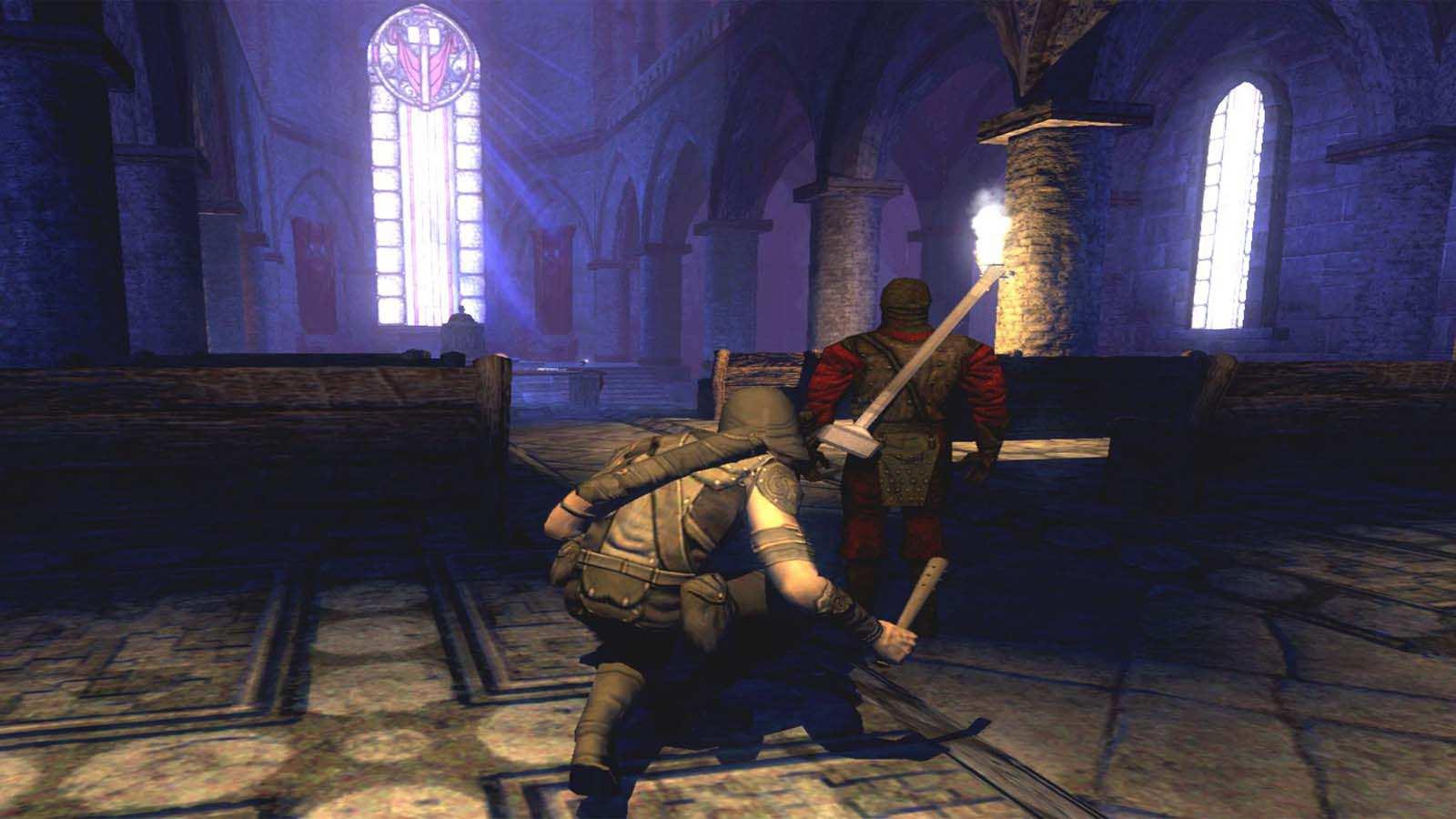 تحميل لعبة Thief Deadly Shadows مضغوطة برابط واحد مباشر + تورنت كاملة مجانا