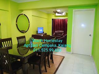 Warih-Homestay-Sri-Cempaka-Kajang-Dining-Hall-1