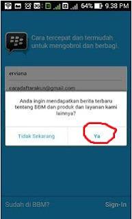 Download Aplikasi BBM Versi Baru untuk Semua Hp