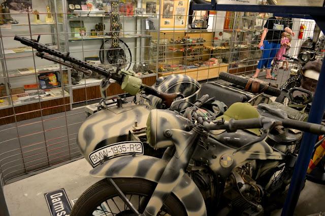 "1935 BMW. Музей ""Чудо Америки"", Полсон, Монтана (Miracle Of America Museum, Polson, MT)"