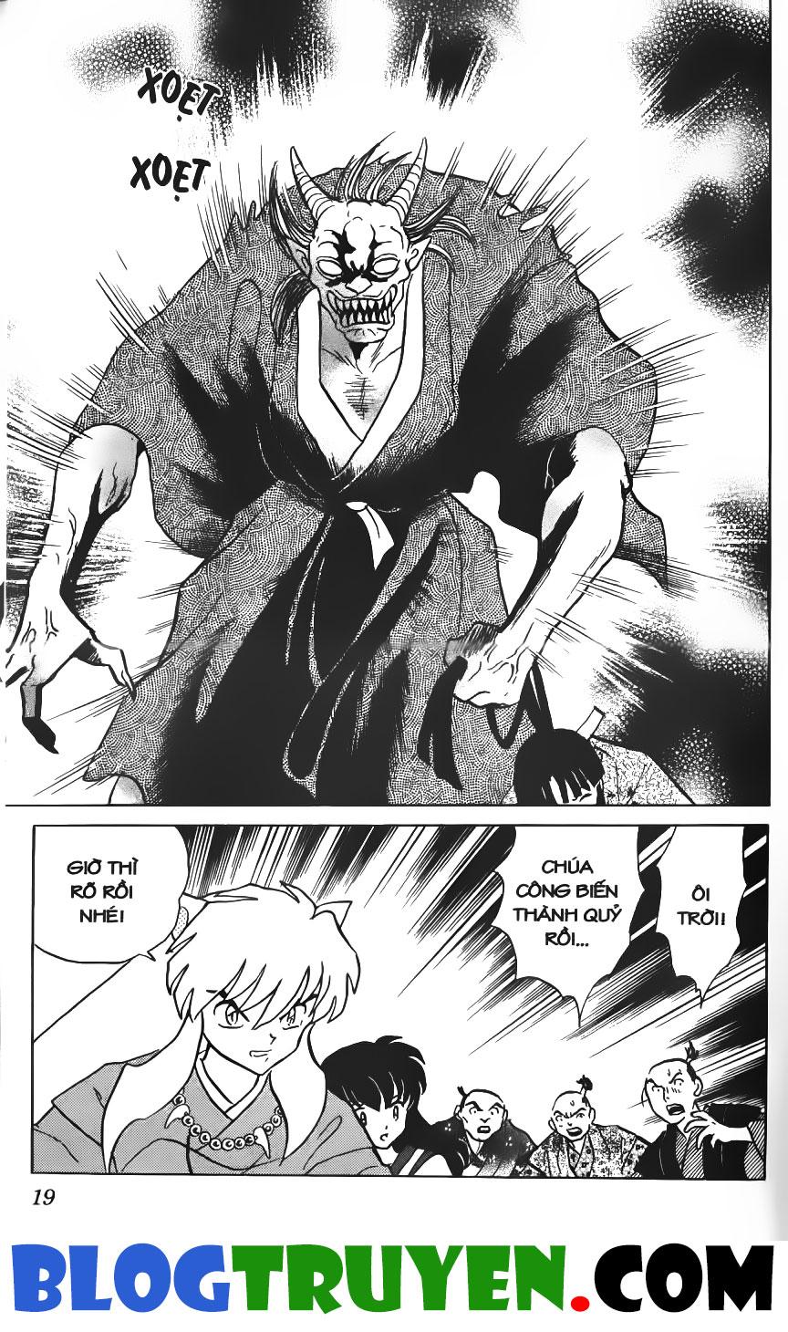 Inuyasha vol 24.1 trang 17