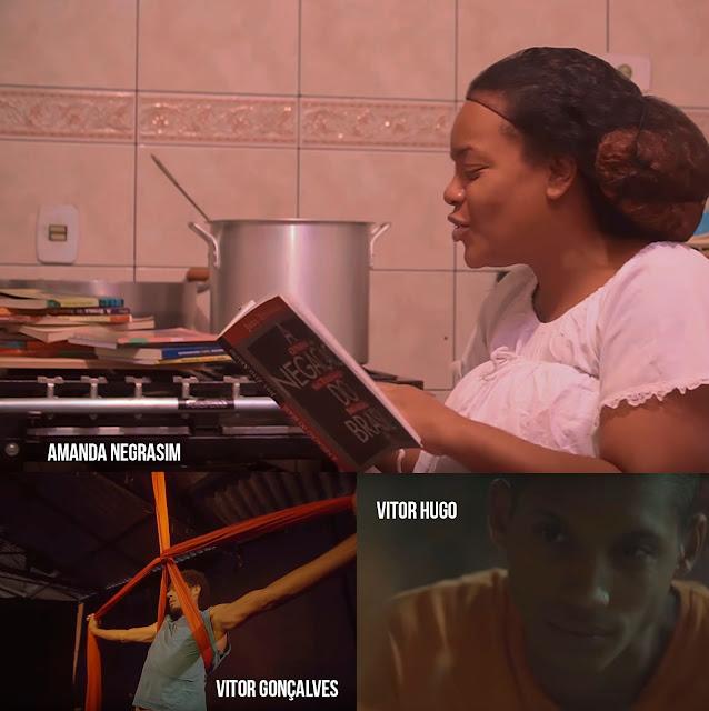"""Os Brasis e suas """"Histórias Reais"""" em clipe novo do Inquérito - Faixa tem participação de Nicole e Diomedes Chinaski"""