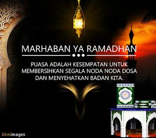 kata2 mutiara puasa ramadhan