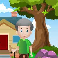 Games4King Grandpa Rescue…