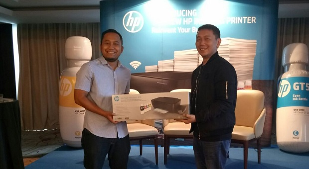 HP Luncurkan Printer Berbasis Wireless