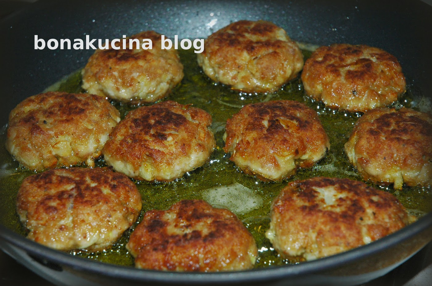 Favorito Bona Kucina: Qofte (cucina albanese) GJ05