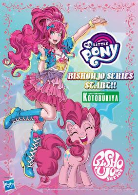 Kotobukiya Equestria Girls