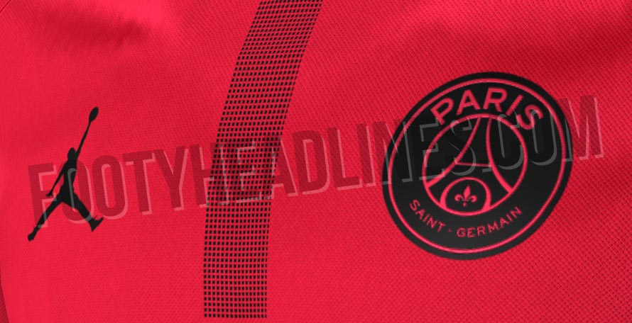 8942b5a45 The Paris Saint-Germain 2018-19 Jordan jersey is expected to be launched in  addition to home