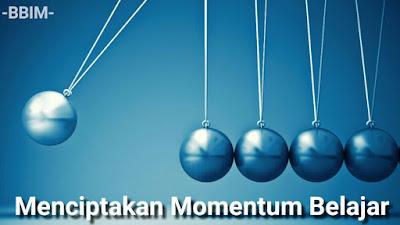 Cara menciptakan momentum belajar bahasa Inggris