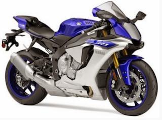 Harga dan Spesifikasi Moge Yamaha YZF R1 2016