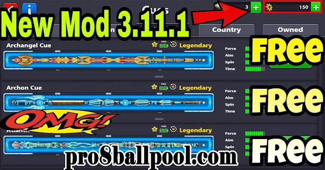 8Ball Pool - NEW 3.11.1 FULL HACK MOD