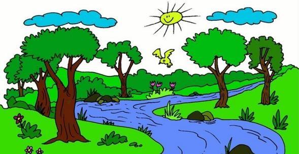 medio ambiente para niños