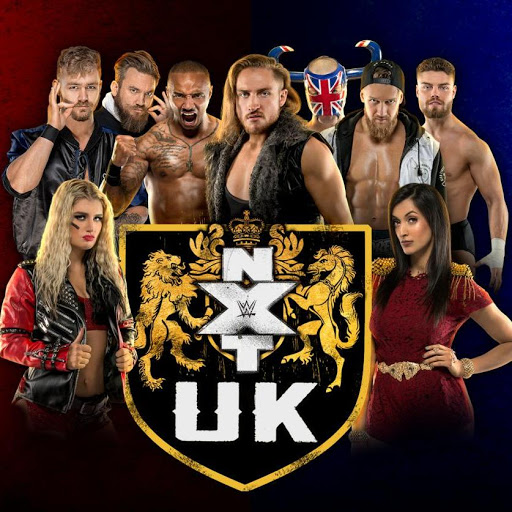 Triple H Unveils NXT UK Tag Team Titles