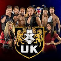 NXT UK TV Taping Results ** SPOILERS **
