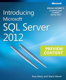 El July: Libro Gratis Sql Server 2012 @tataya.com.mx