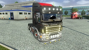 Scania R2 revised