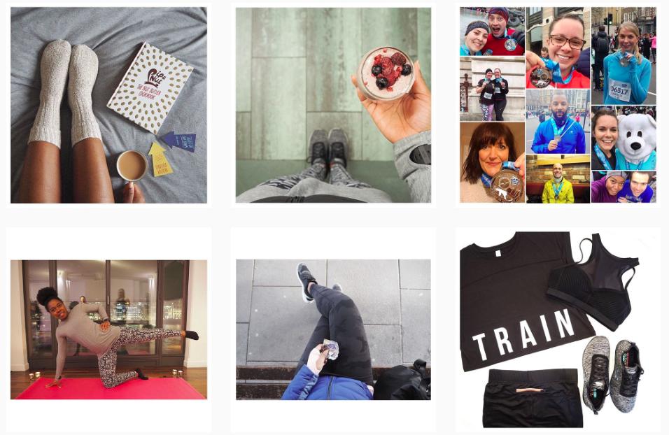My Instagram Content