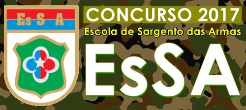 Apostila Concurso EsSA 2017