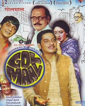 Golmaal - Top Hindi Comedy Movies to watch on Njkinny's Blog