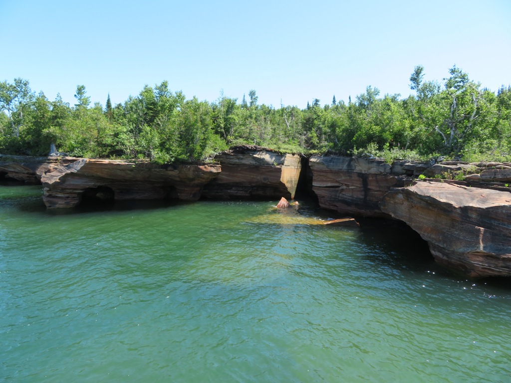Apostle Islands National Park Camping