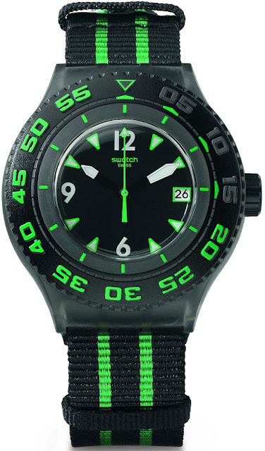 Swatch Scuba Libre DEEP  TURTLE Price Rs 4580