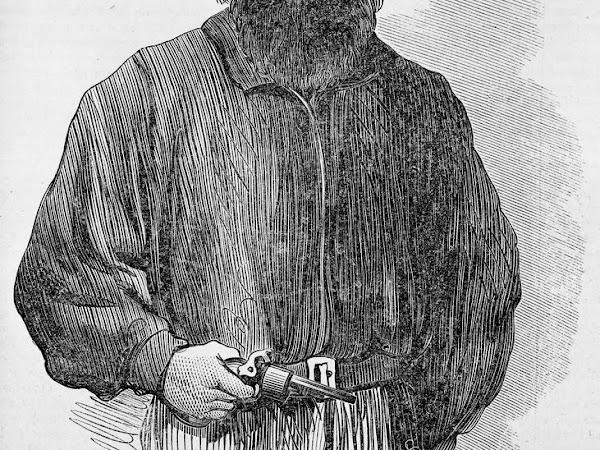 Flashback: Death of Morgan, The Bushranger, 1865