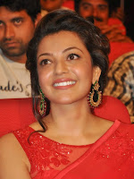 Kajal at GAV Audio Launch-cover-photo