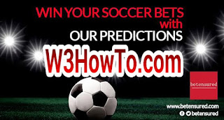 Betensured.com: Free Football Predictions Today Wins & Best Football Bet Odds price in nigeria