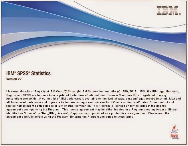 Technology Management Image: IBM SPSS Statistics V22 X64 Full Crack