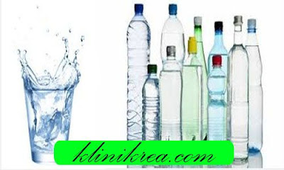Alasan Bahayanya Air Mineral Dalam Kemasan