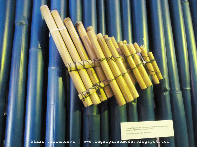 Make it your City: Philippine Bamboo Flag Installation