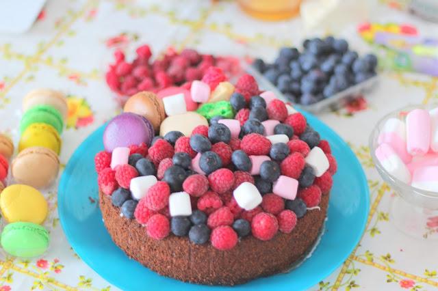 украшаем торт своими руками